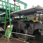 499 centre casting riveted