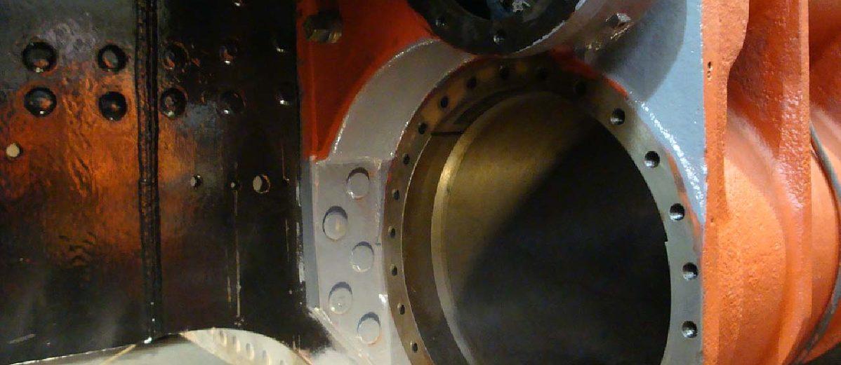 S15 506's cylinder block