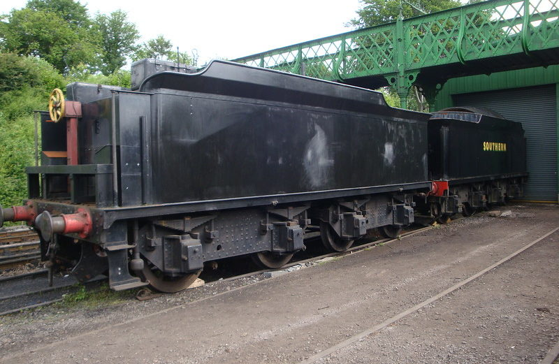 S15 tender