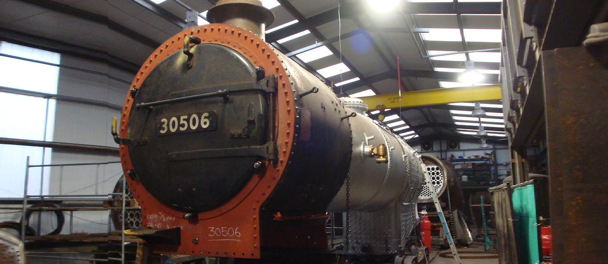 S15 506 boiler