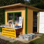 Urie societies sales cabin