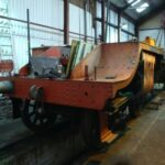 506 in the watercress Line wheel drop shed
